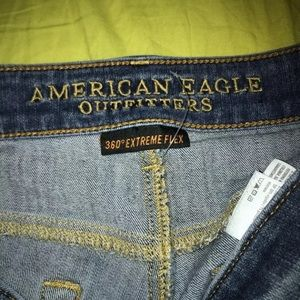 American Eagle Outfitters Jeans - American Eagle Slim Straight Jeans 29x30